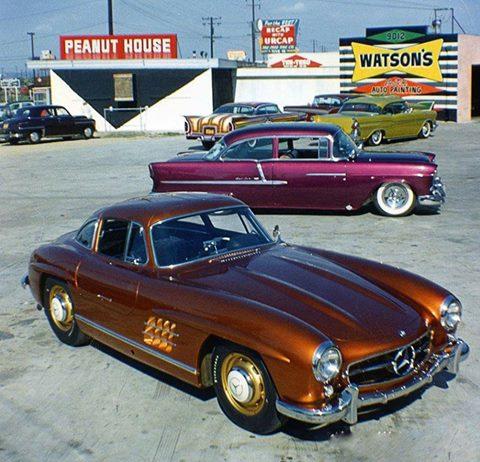 Larry Watson Work's  auto/moto >> 8l0i8r