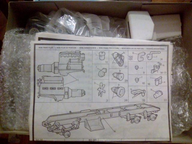 Peterbilt 359 Matchbox amt 1/25 34orsk