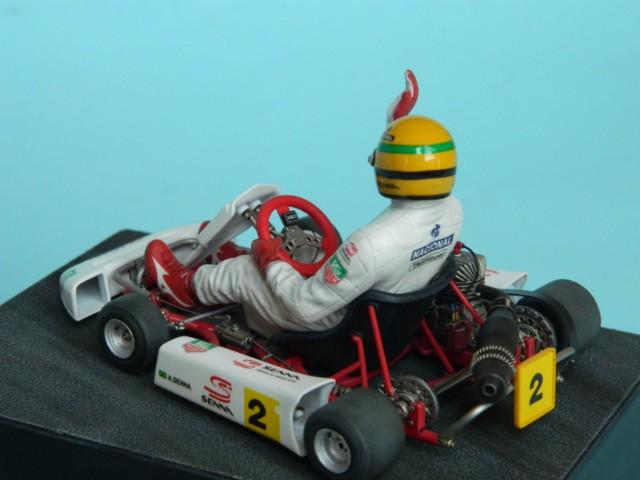 Kart  A. SENNA Bercy 93. Fujimi 1/20ème. fini . - Page 2 Beqgi5
