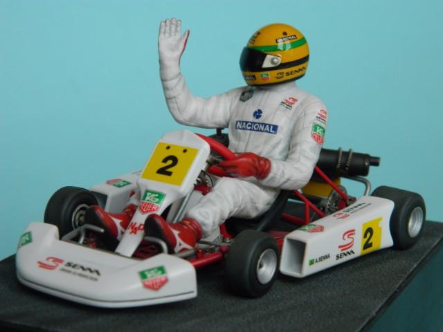 Kart  A. SENNA Bercy 93. Fujimi 1/20ème. fini . - Page 2 Jdj6is