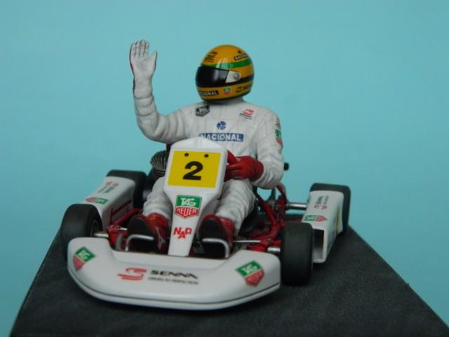 Kart  A. SENNA Bercy 93. Fujimi 1/20ème. fini . - Page 2 Mm0iz9