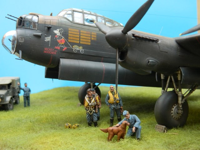 AVRO LANCASTER  Mk.III. Tamiya 1/48° - Page 14 Nechs7