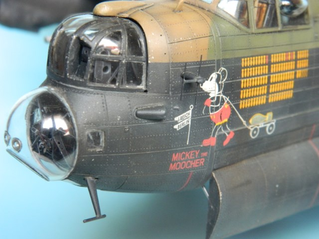 AVRO LANCASTER  Mk.III. Tamiya 1/48° - Page 13 R9say6