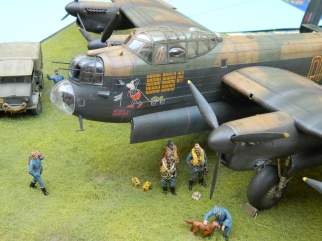 AVRO LANCASTER  Mk.III. Tamiya 1/48° - Page 14 Sddwbr