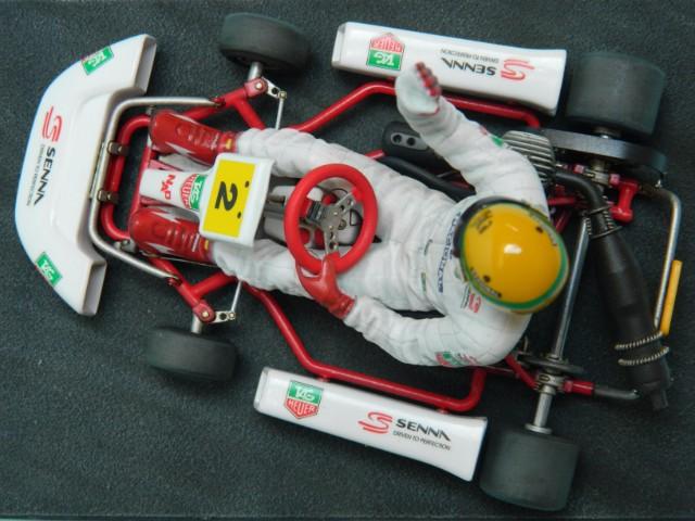 Kart  A. SENNA Bercy 93. Fujimi 1/20ème. fini . - Page 2 W8qdph