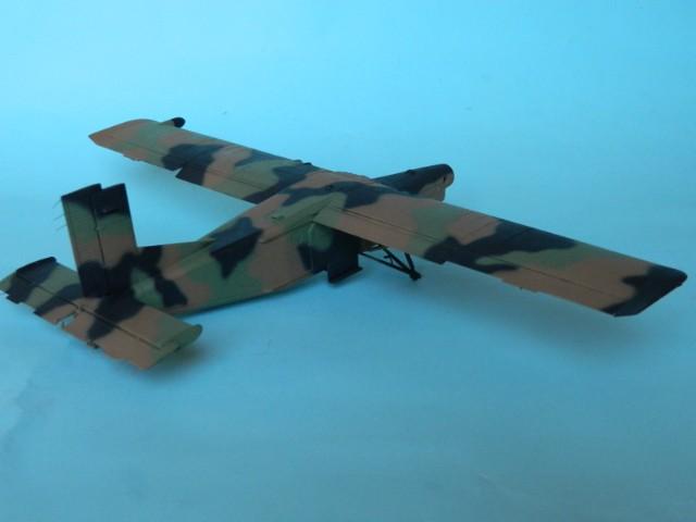 Pilatus PC-6/B2-H4. Roden 1/48.  fini. Wg2l4h