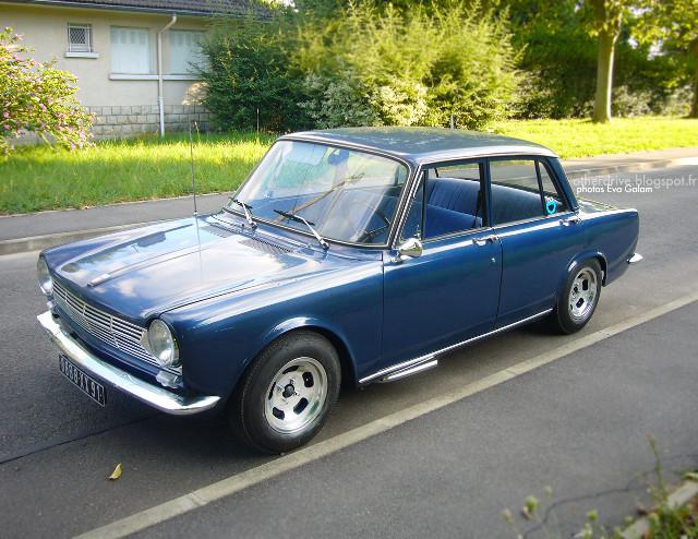 204 berline 1965 mild custom  C9shvz