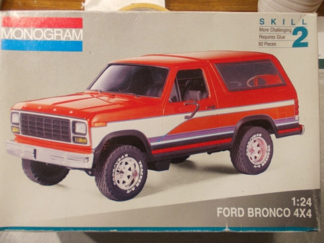Ford Bronco police W0e5ho