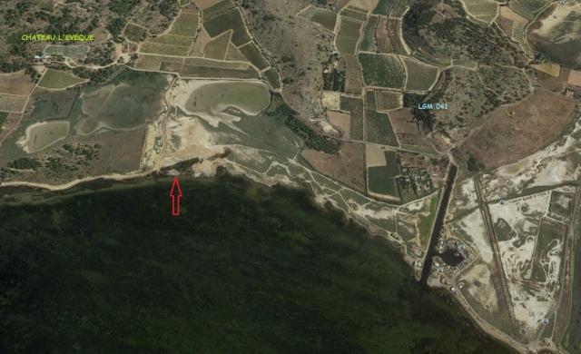 Position pour mitrailleuse Etang de l'Ayrolle (Gruissan 11)  Uona3g