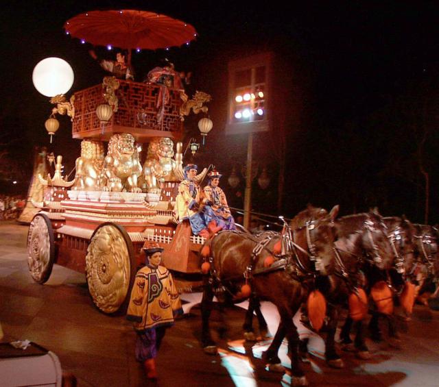 Anciennes Parades des Resorts Américains 4wlnef