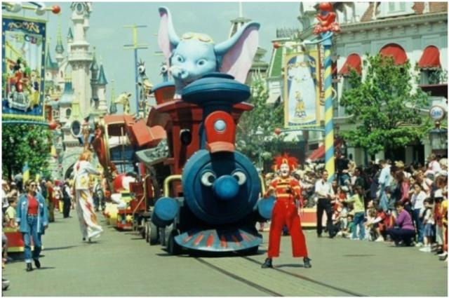 Anciennes Parades des Resorts Américains Kfwznb