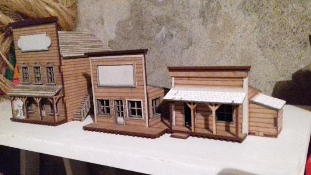 Mes premières maisons Western 0bccx2