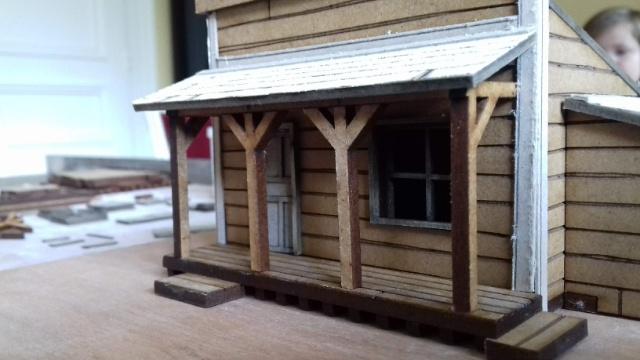 Mes premières maisons Western Qrmiuh